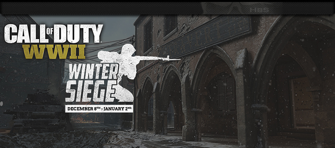 Call of Duty®: WWII Winter Siege